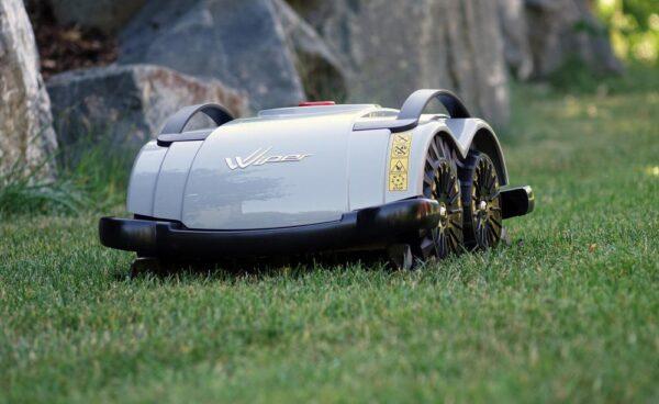 Wiper Blitz mururobot niitmas muru